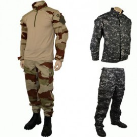 BATTLE DRESS UNIFORMS