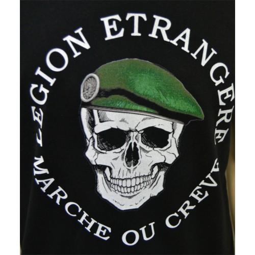 LÉGION ÉTRANGÈRE MARCHE OU CRÈVE