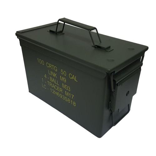 AMMO BOX CALIBER 50
